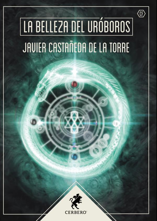 PORTADA LA BELLEZA DEL URÓBOROS CUBIERTA-01